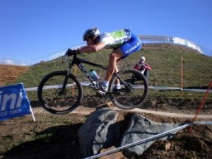UCI MTB World cup Canberra 2009